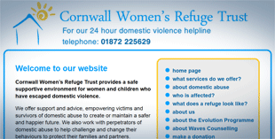 Cornwall Women's Refuge