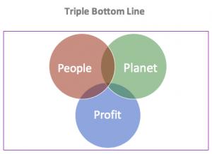 Triple bottom line